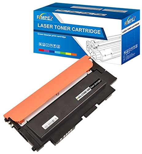 Fimpex Compatibile Toner Cartuccia Sostituzione Per Samsung Xpress C430 C430W C480 C480W C480FN C480FW CLT-K404S (Nero, 1-Pack)
