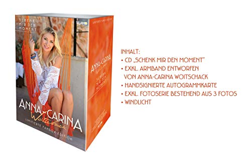 Schenk Mir Den Moment (Ltd.Fanbox Edition)