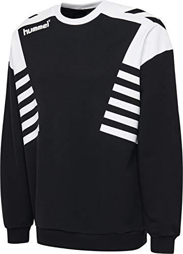 hummel Herren Carl-Otto Sweatshirt, Black, XL