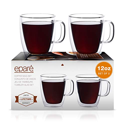 glass coffee mugs - 7