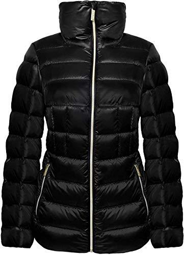 Michael Michael Kors Women's Black Down Short Packable Coat (M)