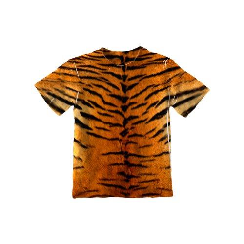 Yizzam- Tiger Skin -Tagless- Kids Shirt-Small