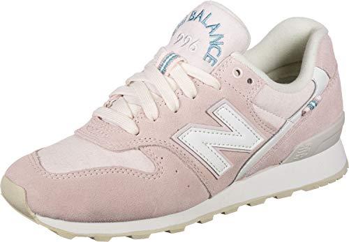 New Balance WR996 D, Baskets Femme, Rose (YD Pink 13), 36.5 EU