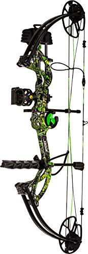 Bear Archery Cruzer G2 RTH Compound Bow - Moonshine Toxic - Right Hand