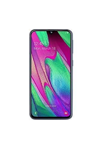 "Samsung Galaxy SM-A405F 15 cm (5.9"") 4 GB 64 GB SIM doble 4G Negro 3100 mAh - Smartphone (15 cm (5.9""), 4 GB, 64 GB, 16 MP, Android 9.0, Negro)- [Otra Versión Europea]"