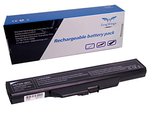 FengWings® 10.8V 5200mAh HSTNN-IB51 HSHNN-IB52 HSTNN-FB51 HSTNN-FB52 451086-362 451086-121 HSTNN-OB51 batería de ordenador portátil para HP Compaq 6720s 6730s 6735s 6820s 6830s HP 550 compaq 610 615