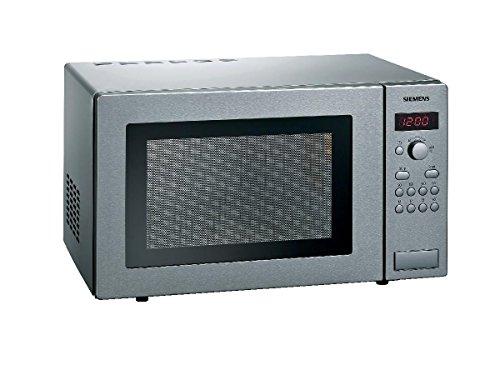 Siemens HF24M541 iQ300 Mikrowelle / 25 L / 900 W / Edelstahl / cookControl7 Automatikprogramme