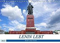 LENIN LEBT - Bilder einer Ikone (Wandkalender 2022 DIN A4 quer): Wladimir I. Lenin - Ikone des 20. Jahrhunderts (Monatskalender, 14 Seiten )