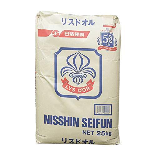 【業務用】日清製粉 フランスパン専用粉 準強力粉 リスドォル 25kg