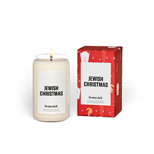 Homesick Candle Scented, Jewish Christmas, Butter