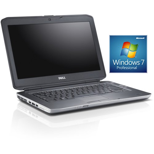 Dell Latitude E5430 Laptop, 3rd Gen Core i5-3340M, 2.7Ghz, 8GB DDR3, 320GB HDD, 14.0