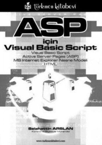 ASP İÇİN VİSUAL BASIC SCRİPT
