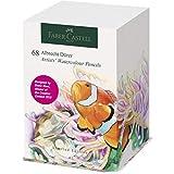 Faber-Castell - Lápices de colores acuarelables Albrecht Durer, set de 68 unidades, edición limitada Suela Niosi