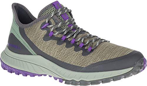 Merrell womens Bravada Hiking Shoe, Sage, 10 US