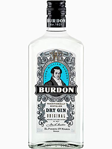 Burdon Original Gin 70 Cl