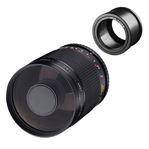Samyang MF - Objetivo de Espejo (500 mm, F8.0)