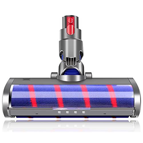 JONR Soft Roller Cleaner Head for Dyson V7 V8 V10 V11 V15 Hardwood...