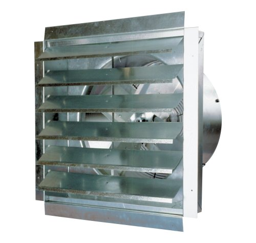 Powerful Industrial Exhaust and Ventilation Fan (18 Inch)