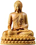 SpiceRack Boj Natural Tailandia Estatua de Buda Shakyamuni de Ayutthaya Maitreya