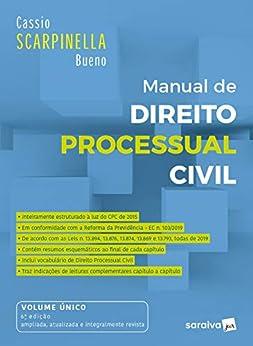 Manual de Direito Processual Civil - 6ª Ed. 2020