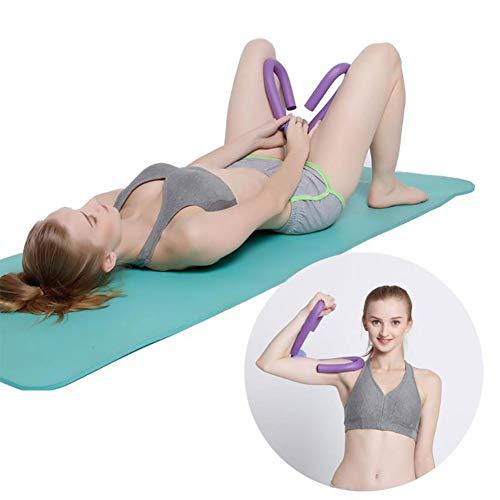 ThreeH Arm Tainer Clip Schlankes Bein Brust Taille Training für Hintern Bein Arm Brust Toner Bodybuilding Fitness Gym Home Fitness Sportgeräte Blau
