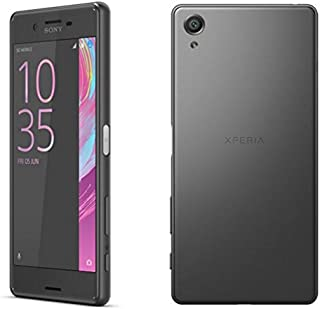 "5"" Sony Xperia X F5122 Factory Unlocked Cell Phone [ 4G LTE 3GB / 64GB Black ] - 1 Year Warranty"