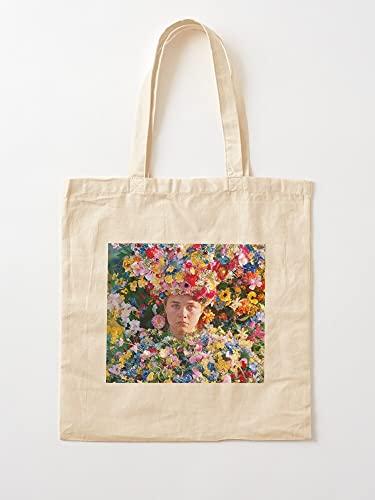 Générique Ardor Flower Horror Scary Crown Pugh Florence Midsommar Ari Dani Aster | Einkaufstaschen aus Segeltuch mit Griffen, Einkaufstaschen aus nachhaltiger Baumwolle