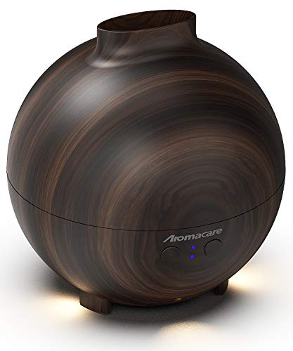 Aromacare Essential Oil Diffuser, Aromatherapy Diffuser for...