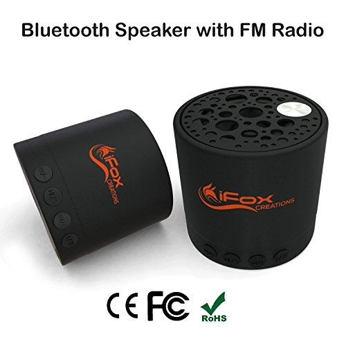 iFox iF010 Bluetooth Speaker –...