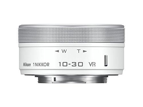 Nikon 1 Nikkor 10-30mm PD-Zoom Objektiv für 1 J4 Systemkamera weiß