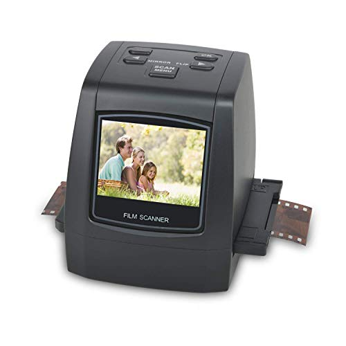 Sale!! DIGITNOW 22MP All-in-1 Film & Slide Scanner, Converts 35mm 135 110 126 and Super 8 Films/Slid...