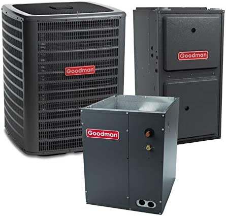 Goodman 2.0 TON 16.0 SEER Air Conditioner with Furnace Gifts G Bundle SEAL limited product