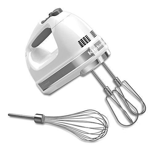 Kitchenaid Hand Mixer White
