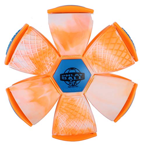 Goliath 31787 Phlatball Swirl Junior Orange Vang- en werpspel