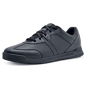 Shoes for Crews Freestyle II, Mens, Black, Size 11 Wide