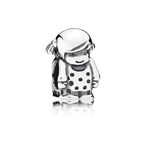 Pandora Charm kleines Mädchen Sterling Silber 791531