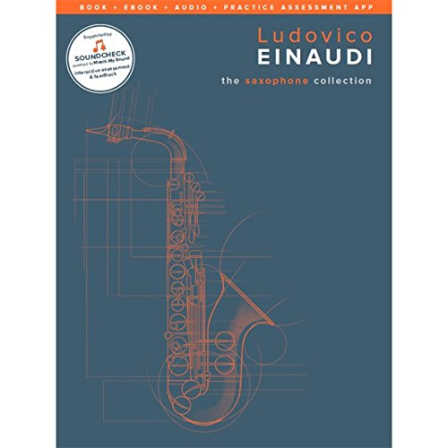 Ludovico Einaudi: The Saxophone Collection (Book & Online Media): Partitur, Stimme(n), E-Bundle, Download für Saxophon