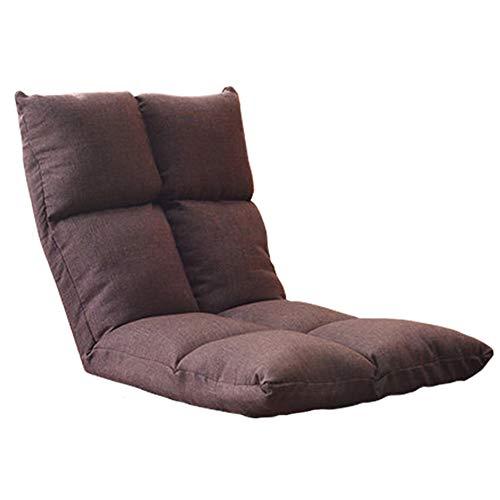 Klappstuhl, Verstellbare Lazy Couch, Sofastuhl, Faltbarer Stuhl Mit Abnehmbarem Boden, Spielcouch, Sofaliege, Lounge Chair, Für Wohnzimmer, Schlafzimmer Usw.