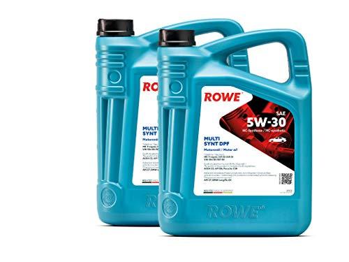 Rowe HIGHTEC Multi Synt DPF 5W30 2x5 Liter