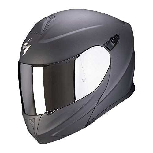 Scorpion Unisex Exo-920 Evo Solid Helm, Anthrazit Matt, M 57 58 EU