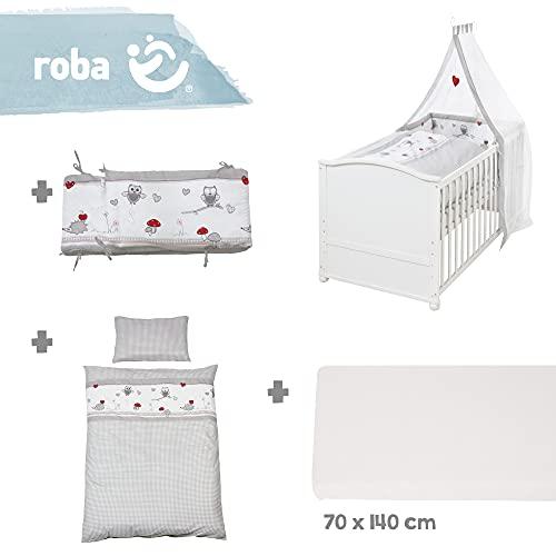 Roba Kombi-Kinderbett Adam und Eule - 14