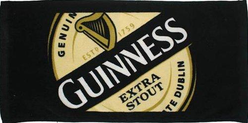 Guinness Label Bar Toalla (sg) por Sg
