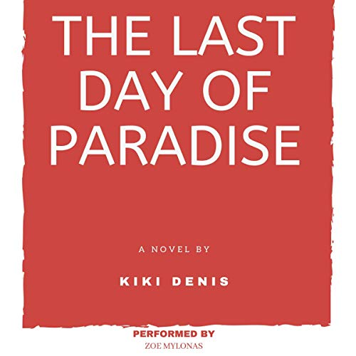 The Last Day of Paradise audiobook cover art