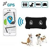 zhenyao Mini traceur GPS LM200 étanche IP66 pour chiens/chats Traceur GPS TK200 en temps réel...