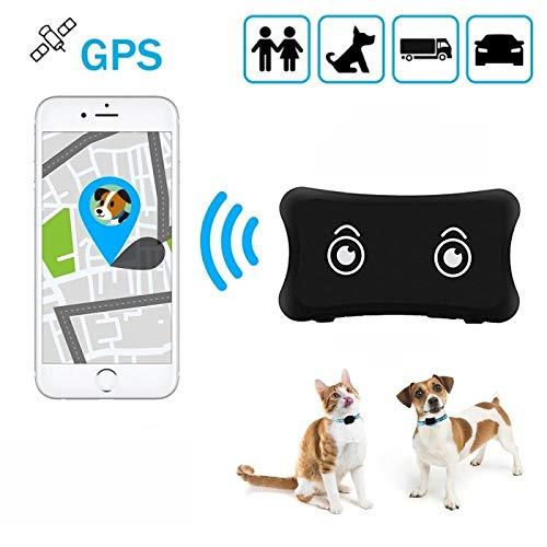zhenyao Mini Pet GPS Tracker TK200Impermeabile IP66Cani/Gatti GPS Tracker TK200Realtime Tracking Allarme Batteria scarica Car-Styling Locators