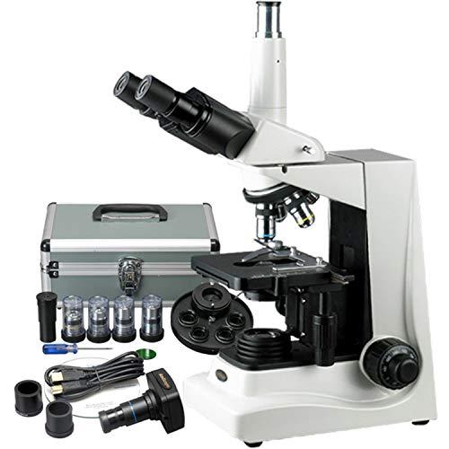 AmScope T600A PCT-5M-Torreta Fase Contraste