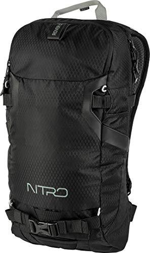 Nitro Snowboards Rover 14 Sac à dos de snowboard Taille unique Jet Black New
