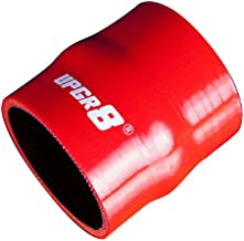 Upgr8 Universal 4-Ply High Performance Straight Hump Coupler Silicone Hose (2.5