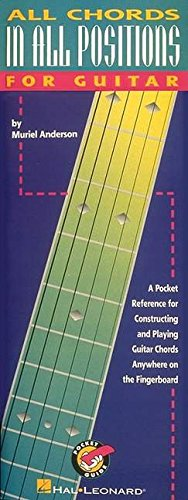 Muriel Anderson All Chords In All Positions For Guitar Gtr
