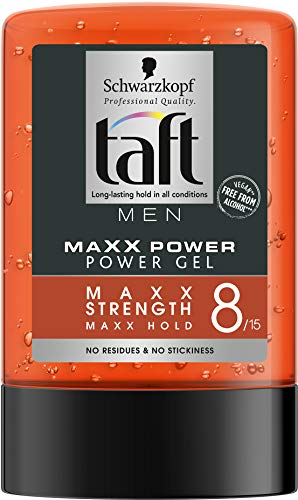 Schwarzkopf Taft Maxx Power Level 8 Gel Tottle 300ml, 1 stuk